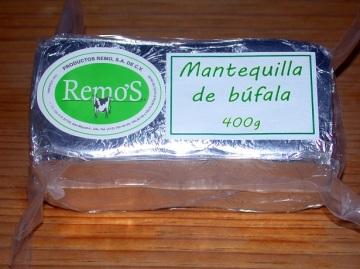 mantequilla bufala burro di latte di bufala